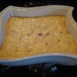 Warm Lobster Dip  (Or Crabmeat, or Sea Legs, or Baby Shrimp) recipe