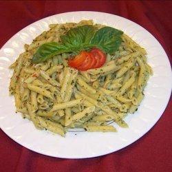 Pesto Ties recipe