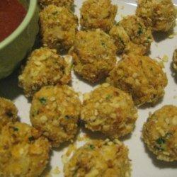 Appy Wappy Crab Balls recipe