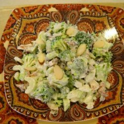 Broccoli and Bacon Salad recipe