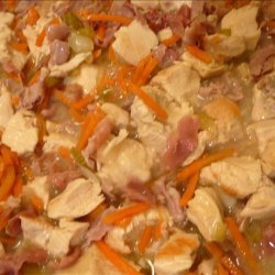 Classic French Chicken in White Wine Sauce recipe