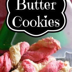 Christmas Butter Cookies recipe