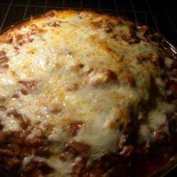 Lamb and Polenta Lasagna recipe