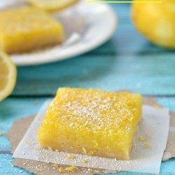 Mom's Lemon Bars recipe