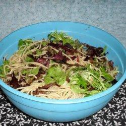 Spring Mix-In' Pasta Salad recipe