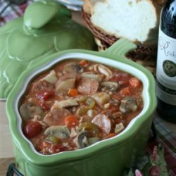 Hearty Chicken Gumbo recipe