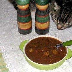 Lashella's Favorite Oxtail Stew recipe
