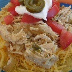 Flavorful Chicken for Empanadas, Tacos, Etc... recipe