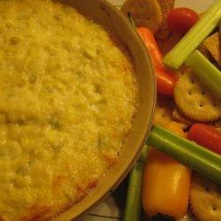 Easy Artichoke Dip recipe