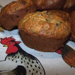 Gluten Free Zucchini Carrot Muffins recipe