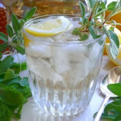 Pineapple Sage Tea - Hot or Iced recipe