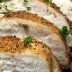 Chicken on a Warm Lentil Salad recipe