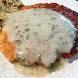 Creamy Tarragon Sauce recipe