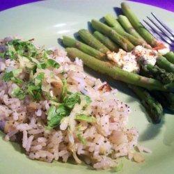 Chinese Style Lemon Rice recipe