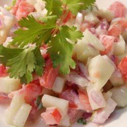 Raita Salad recipe