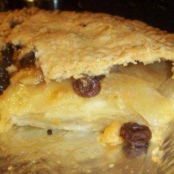 Apple Cider Pie recipe
