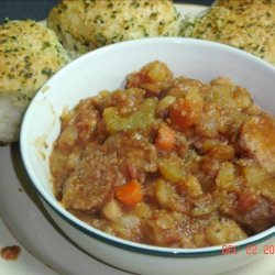 Knife and Fork Soup recipe