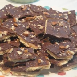 English Toffee Cookies recipe