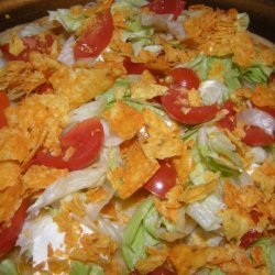 Turkey Taco Pizza recipe