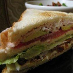 California Cobb Club Sandwiches recipe