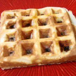 Scott's Belgian Waffles recipe