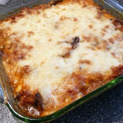 The Vegetarian Lasagna That Fooled My Father recipe