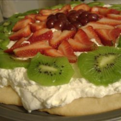 Amy's Fruit Pizza recipe