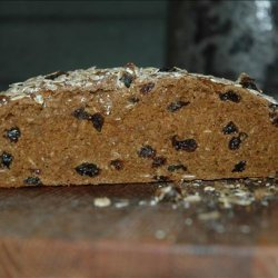 Molasses Fiber Bread recipe