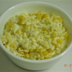 Swiss Corn Slow Cooker Casserole recipe