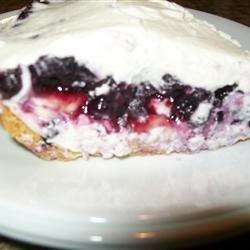 Blueberry Banana Pie recipe
