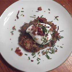 Tasty Potato Latkes recipe