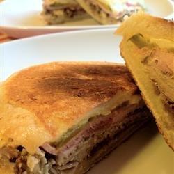 Toasted Cuban Sandwich recipe