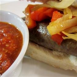 Sausage Grinder recipe