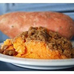 Sweet Potato Casserole II recipe