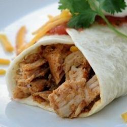 Dee's Roast Pork for Tacos recipe