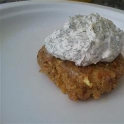 Sour Cream, Cucumber and Dill Dip recipe