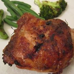 Grilled Five Spice Chicken recipe