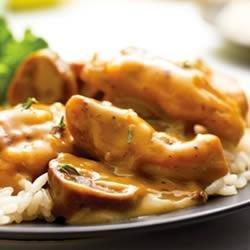 Spanish Chicken and Chorizo recipe