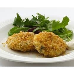 Crab Cakes Chiarello recipe