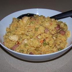 Paella III recipe