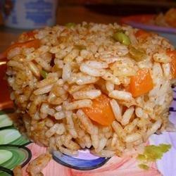 Mamacita's Mexican Rice recipe