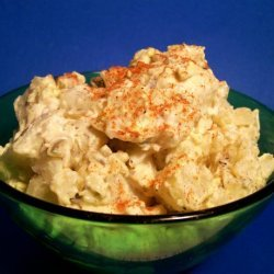 My Momma's Potato Salad (With My Personal Touch:) recipe