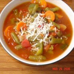 Veggie Soup recipe