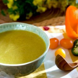 Golden Gazpacho recipe