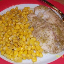 Baked Tilapia With Garlic and Lime recipe