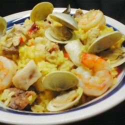La Tapa Paella for Two recipe