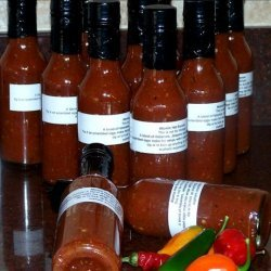 Atomic Hot Sauce! recipe