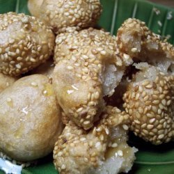 Sweet Sesame Balls recipe