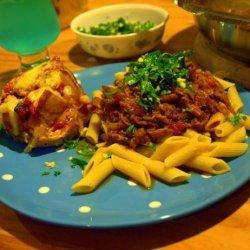 Baked Italian Potatoes recipe