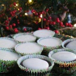 White Chocolate Peanut Butter Cups recipe
